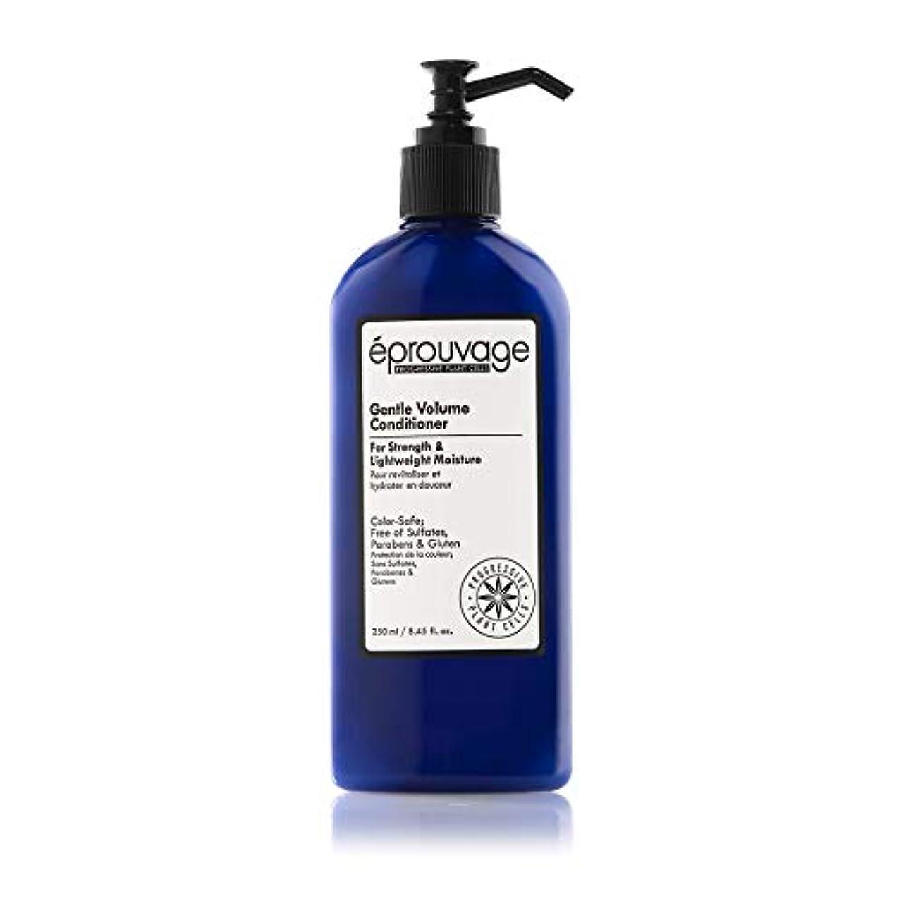 お風呂感じ枯れるeprouvage ジェントルボリュームコンディショナー、水分を強化&軽量のために、8.45オンス