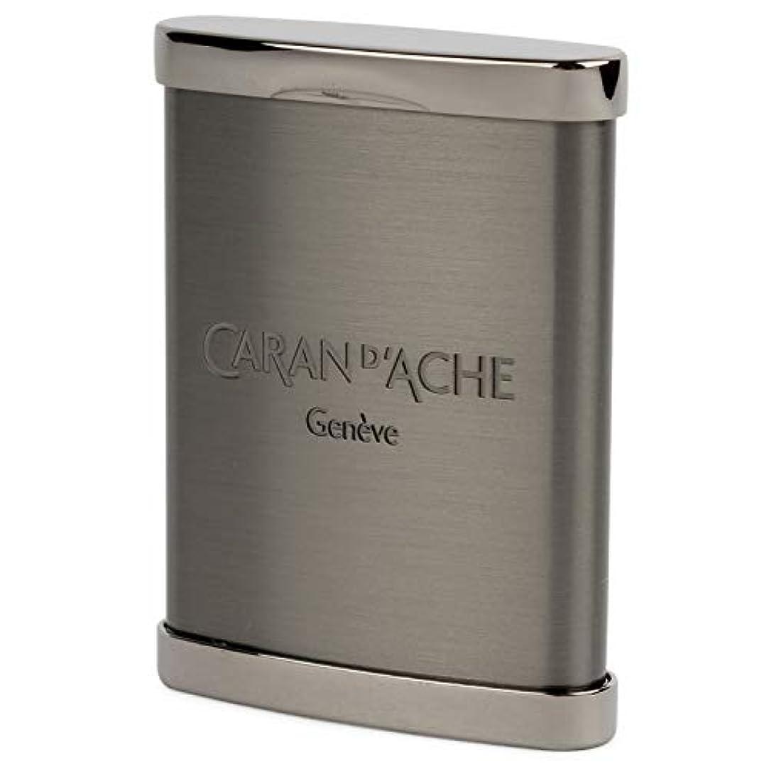 文化瞑想的修理可能CARAN d'ACHE(カランダッシュ) 携帯灰皿 サテン仕上げ