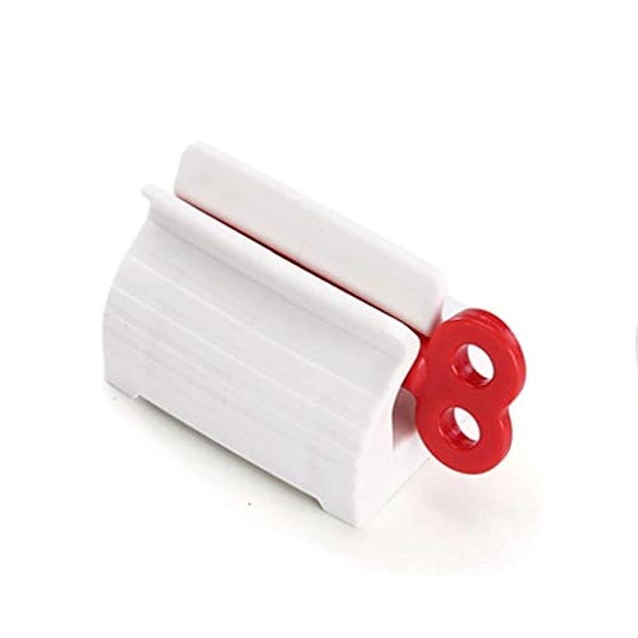 粘土基礎共和党uzinbyチューブ絞り器 軟膏押出器 ハンドクリーム 歯磨き粉チューブスクイーザー