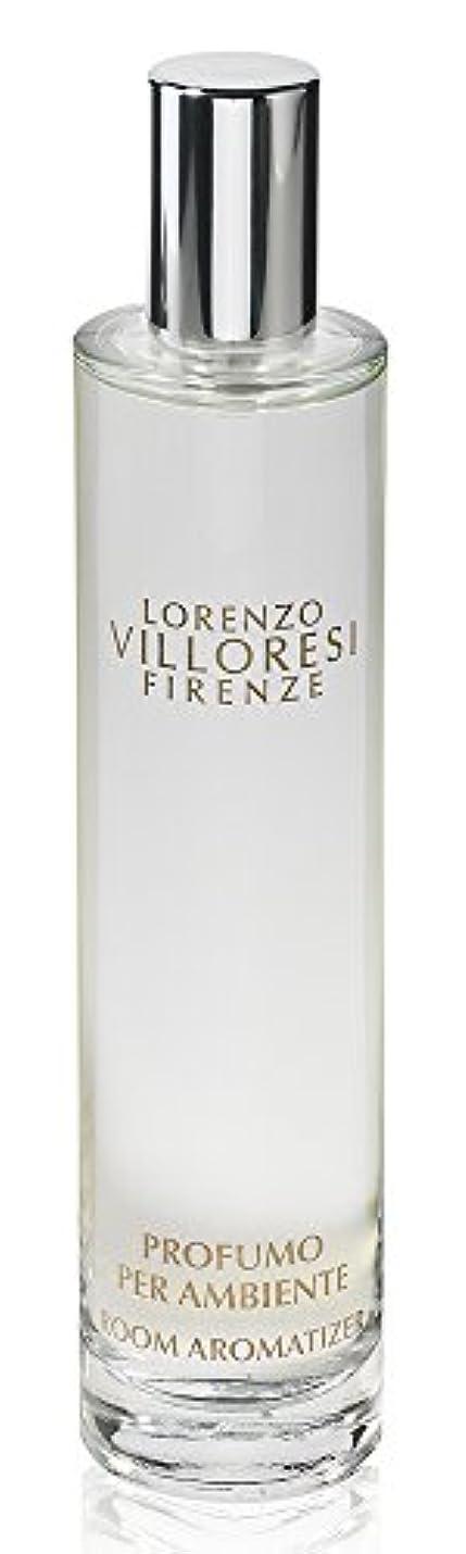 系譜おめでとう支援LORENZO VILLORESI ルームスプレー スプリングブロッサム 100mL