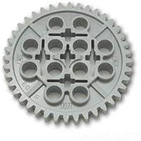 レゴブロック ばら売りパーツ テクニック ギア - 40歯:[Light Bluish Gray / グレー] [並行輸入品]