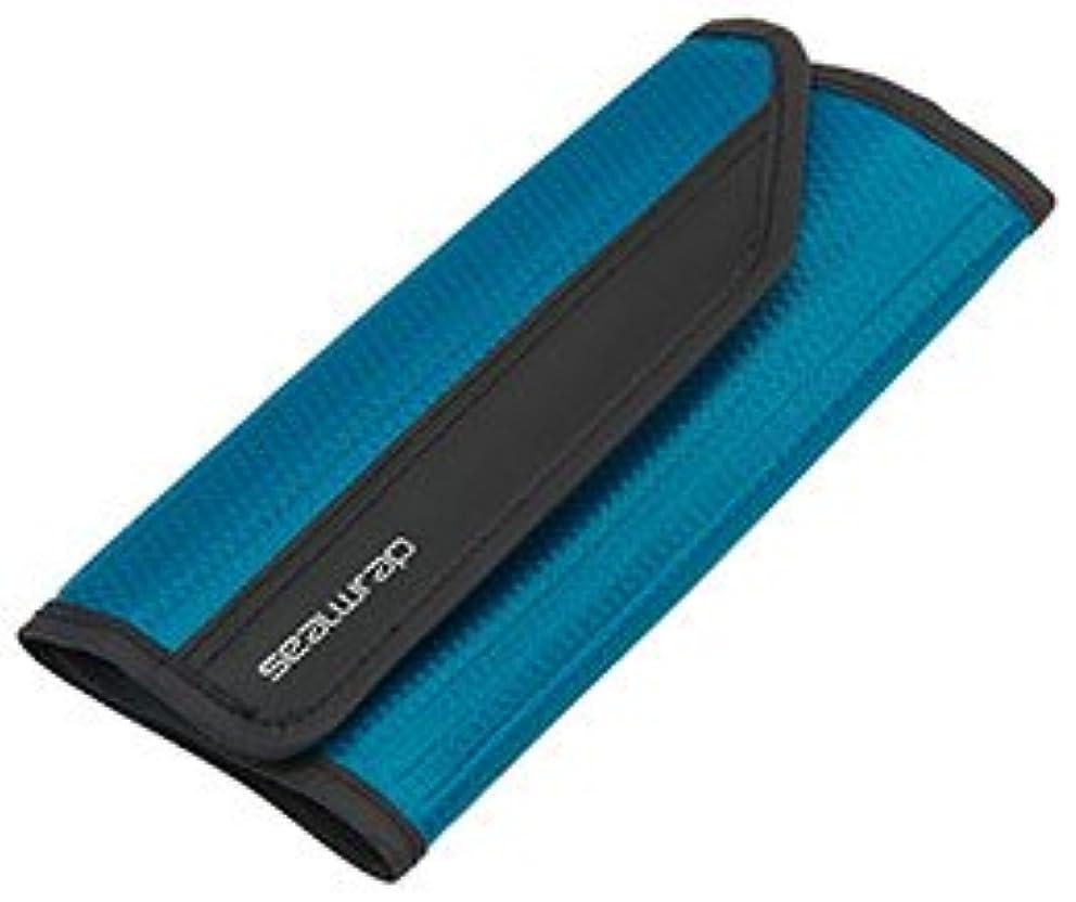憧れ不格好電気BAG33301 GIZA PRODUCTS シールラップ iPhone6 Plus/6S Plus用 ブルー