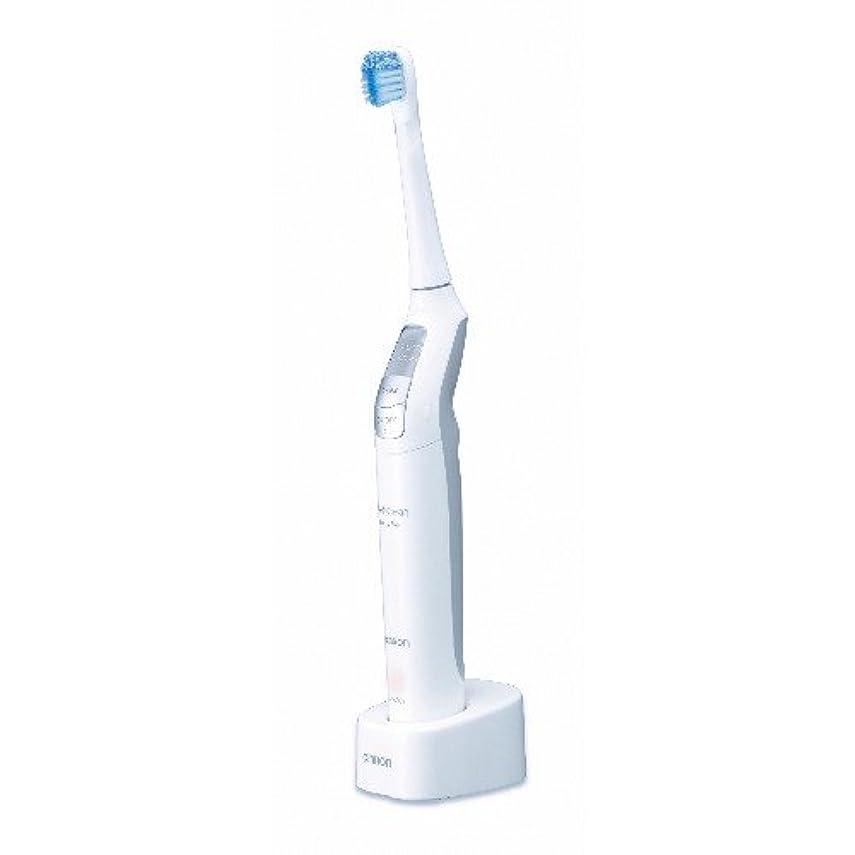 アンソロジーバック特別にオムロン 音波式電動歯ブラシ メディクリーン HT-B550