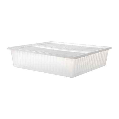 RoomClip商品情報 - IKEA GIMSE ベッド下収納ボックス, ホワイト(80222667)