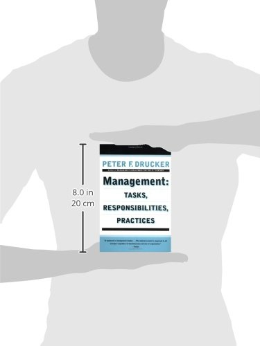 『Management: Tasks, Responsibilities, Practices』の2枚目の画像