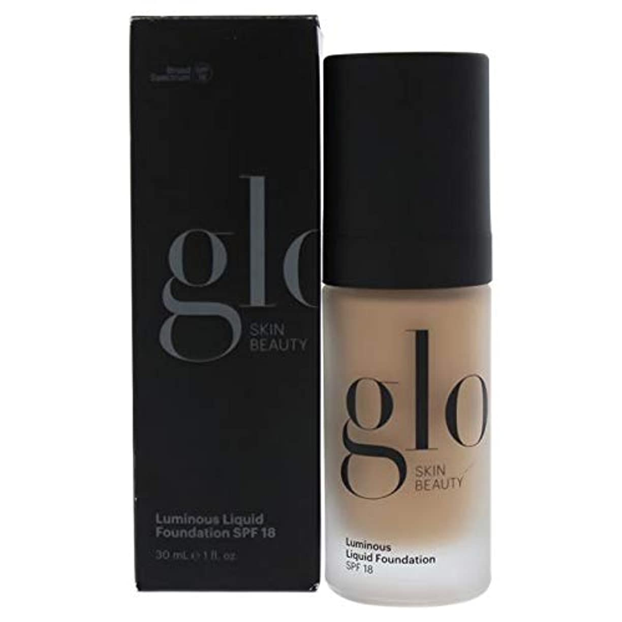 年齢電気効率的にGlo Skin Beauty Luminous Liquid Foundation SPF18 - # Almond 30ml/1oz並行輸入品