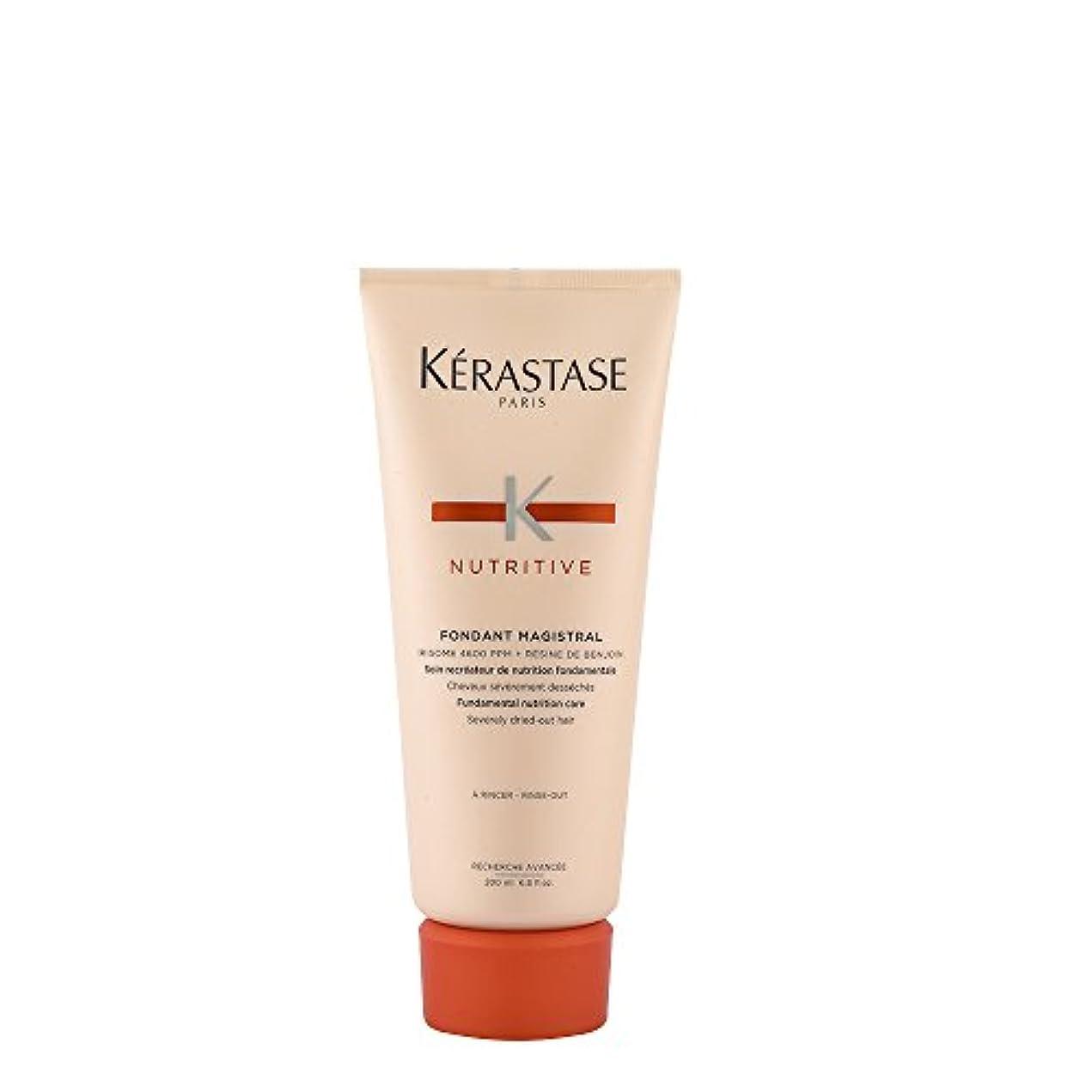 濃度致命的な酸度Kerastase Fondant Nutri Thermique Rinse 200 ml