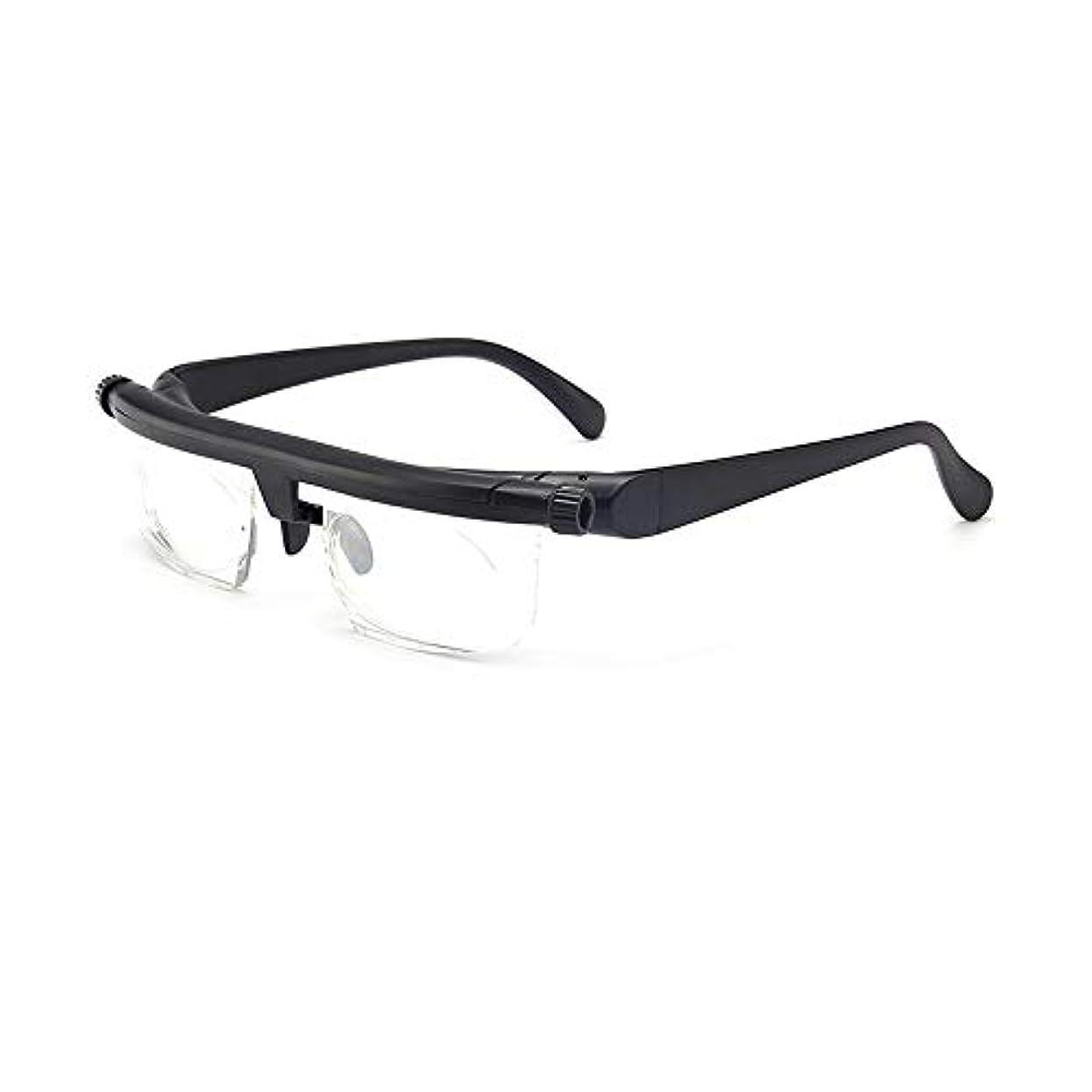 活力診療所の配列TR90焦点距離調整老眼鏡調整可能な老眼鏡