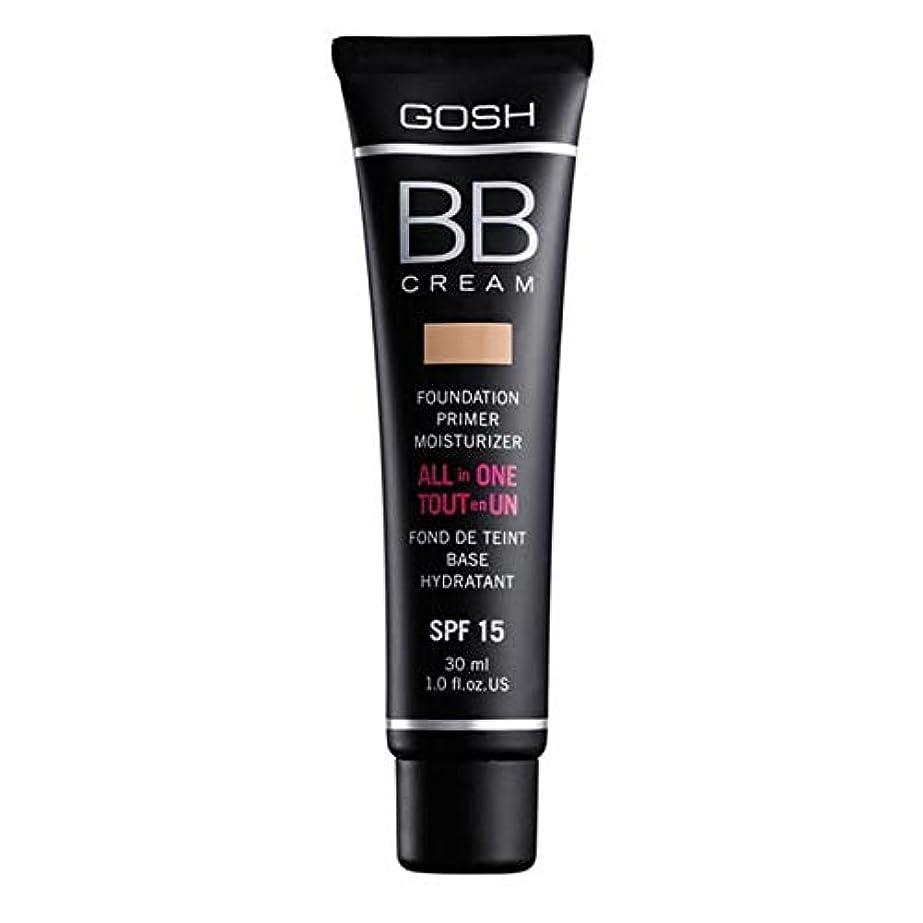 内向き閲覧するクリップ[GOSH ] おやっBbクリーム暖かいベージュ3 - Gosh BB Cream Warm Beige 3 [並行輸入品]