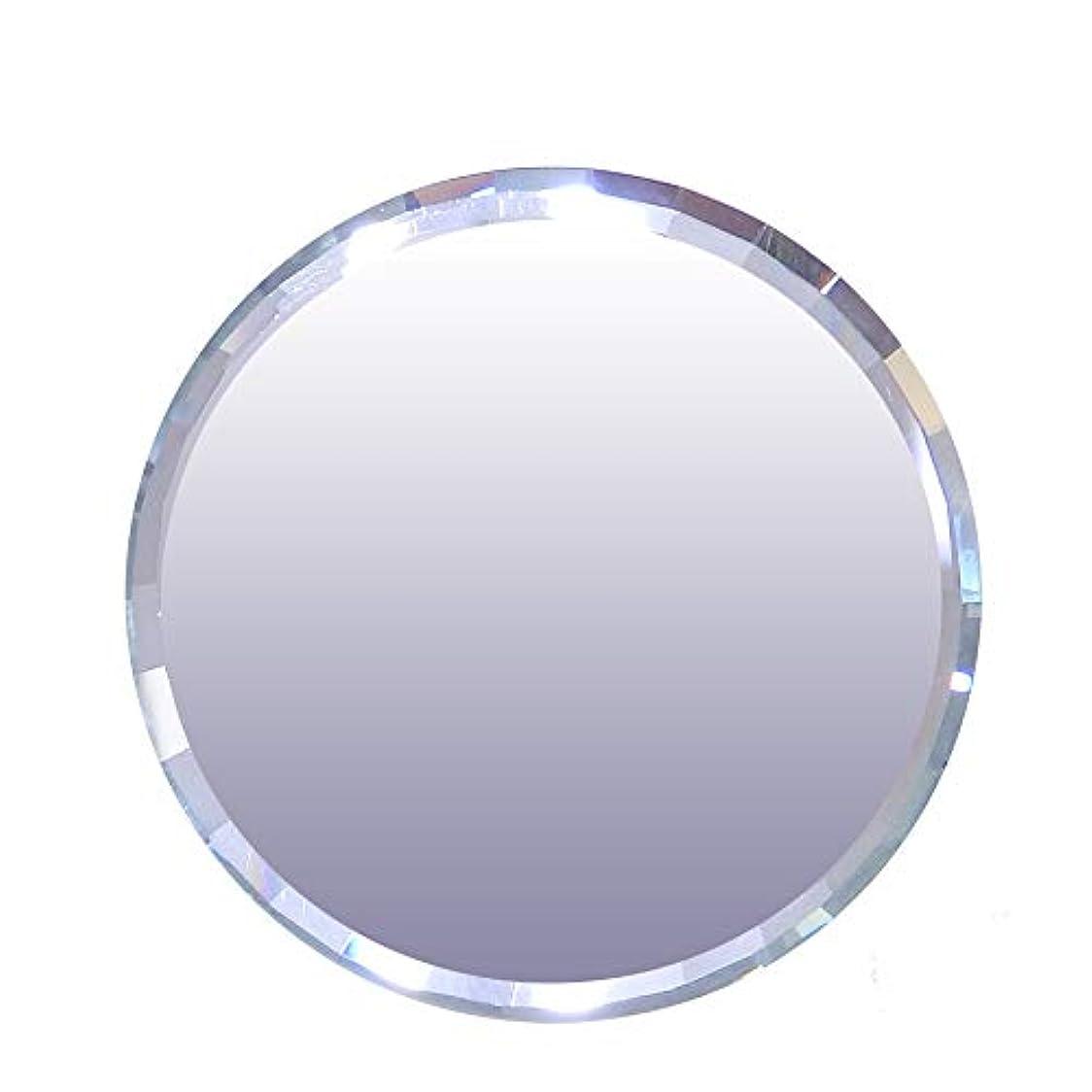 実現可能性リビングルームフラップミラーパレット ミラープレート #2 (クリスタル)
