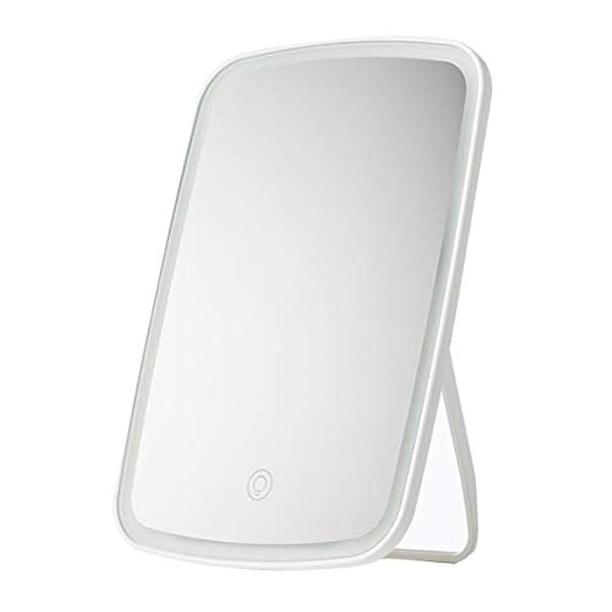 わずかに愛されし者奇跡Interiay for Xiaomi化粧鏡Mi Jiayou Goods Jotun Judy Led化粧鏡デスクトップポータブル充電折りたたみフィラー