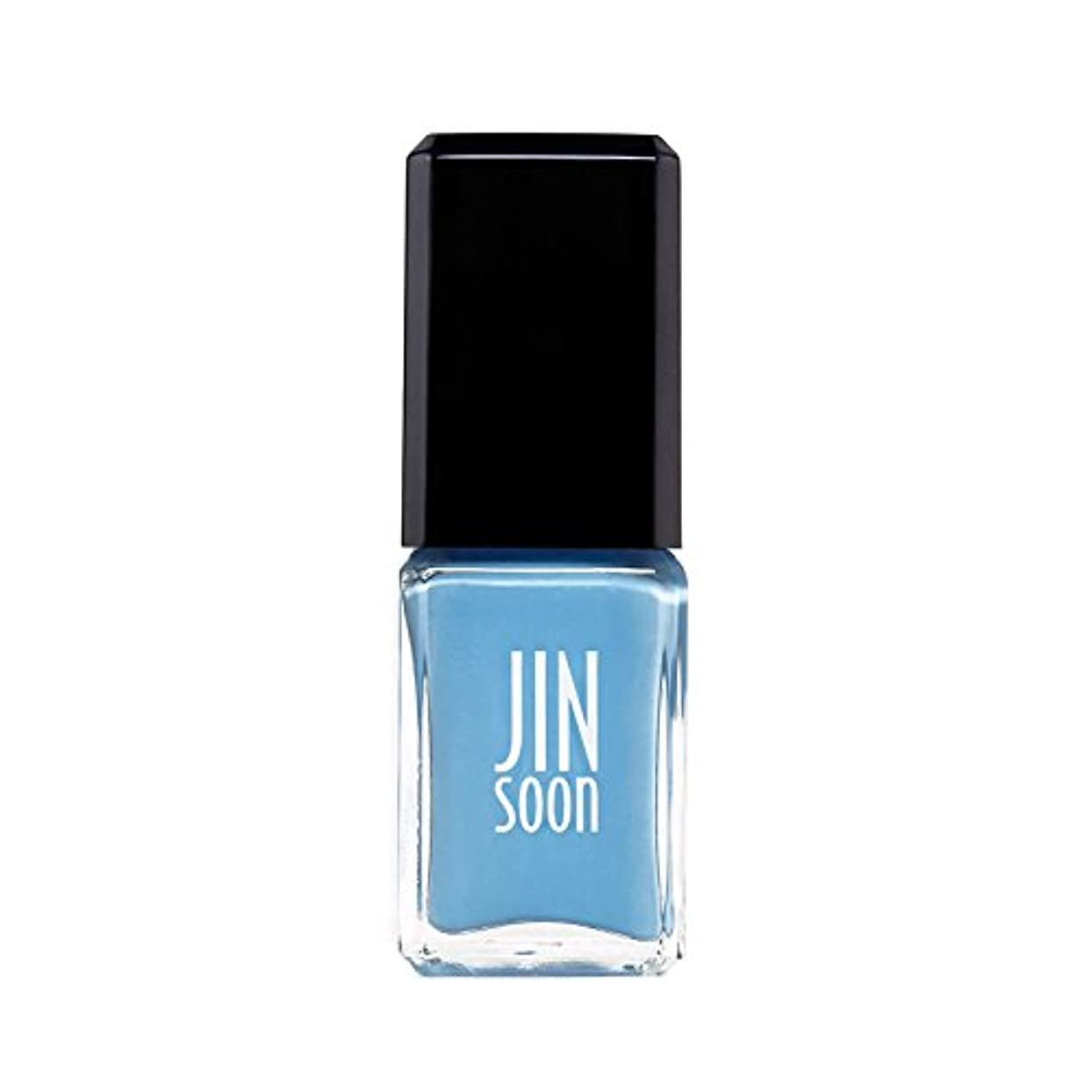 一般化するかなり不条理[ジンスーン] [ jinsoon] エアロ(マヤブルー) AERO ジンスーン 5フリー ネイルポリッシュ【ブルー】