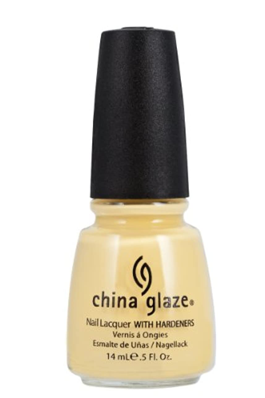 フランクワースリー進む同意する[China Glaze] 80941 レモン?フィズ (Up&Away コレクション)
