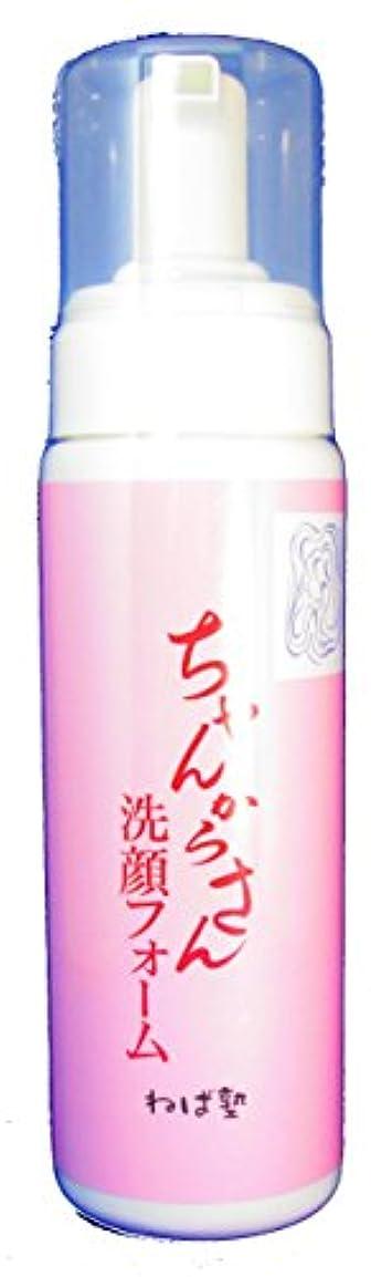 シャッターチロワームちゃんからさん 洗顔フォーム (200ml)