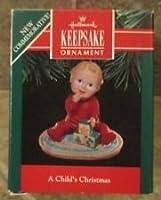 Hallmark 記念オーナメント 子供のクリスマス