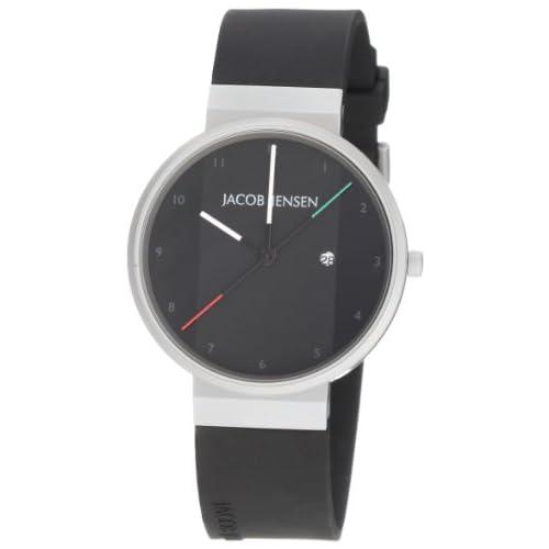 [ヤコブ・イェンセン]JACOB JENSEN 腕時計 NEW SERIES JJ732 メンズ [正規輸入品]