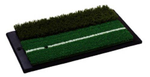 Tabata(タバタ) ゴルフ練習用ショットマット ショット&ラフマット 430×253(mm)【フルショット対応】GV0264
