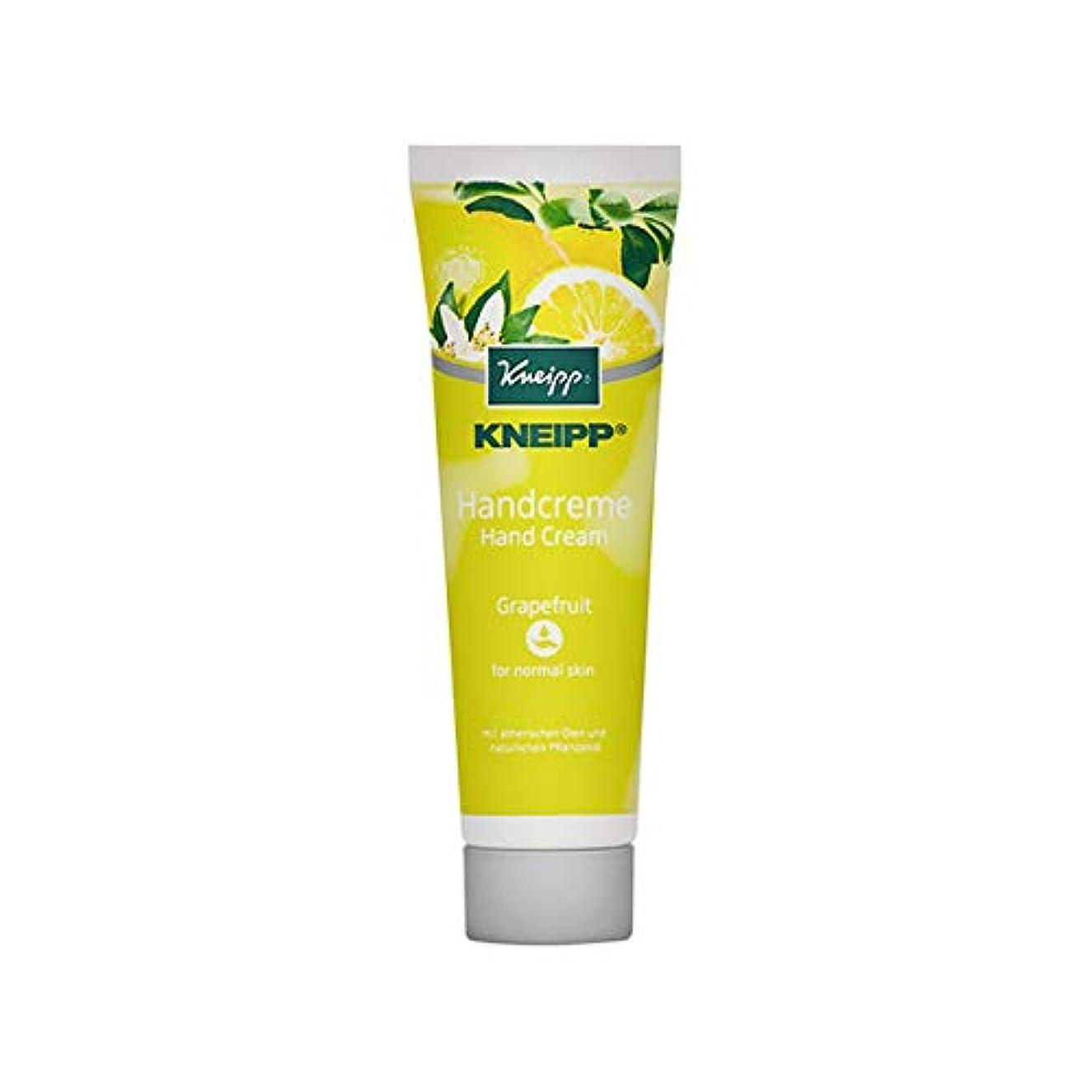 維持密輸添加剤クナイプ(Kneipp) クナイプ ハンドクリーム グレープフルーツの香り 20ml