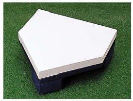 SSK(エスエスケイ) 野球 ベース 木台付ホームベース YH400