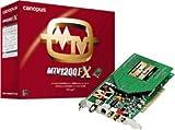 カノープス MTV1200FX ハードウェアMPEG2エンコーダ搭載 内蔵PCI型アナログTVチューナー (DivX5.05,X-Transcoder付属)