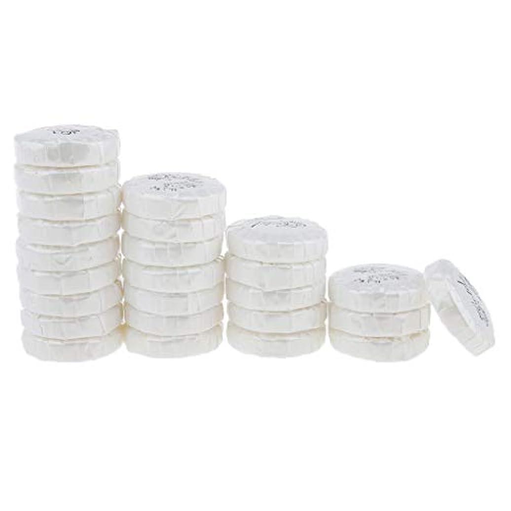 D DOLITY 洗顔石鹸 固形せっけん バス用品 ミニ ソープ ホテル 旅行 清掃 使い捨て用 約150個 3種選ぶ - 13g