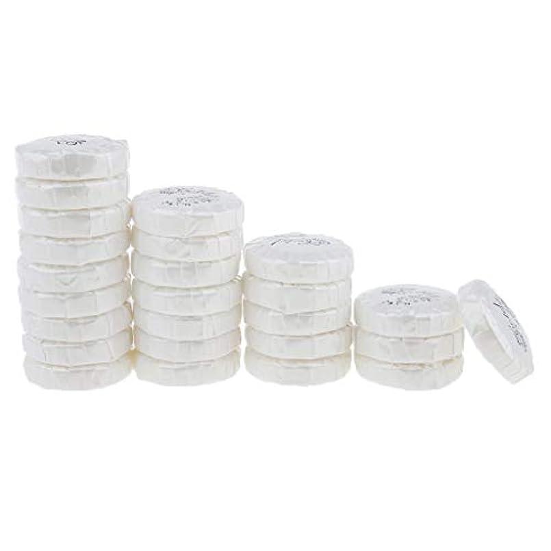 D DOLITY 洗顔石鹸 固形せっけん バス用品 ミニ ソープ ホテル 旅行 清掃 使い捨て用 約150個 3種選ぶ - 11g