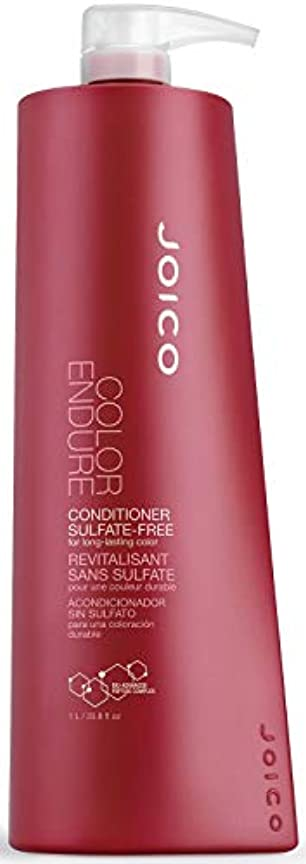 速度放映吹雪Joico Color Endure Conditioner, 1 liter (並行輸入品)
