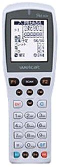 ウェルキャット Pet mio PET-100-M メモリ式ハンディターミナル 32MB(ユーザー領域 18MB) PET-100-M