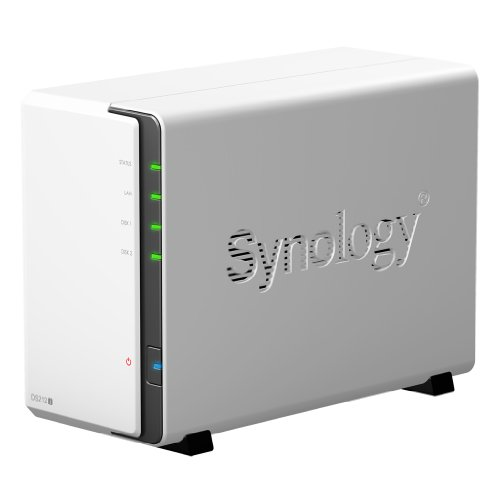 Synology DiskStation DS212j NAS サーバー