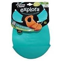 Tommee Tippee Explora Roll N Go Bib (Blue)