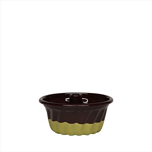 RIESS ケーキ型 チョコレート/ピスタチオ 1kg 12cmリングケーキ 0-00