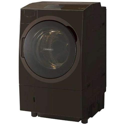 東芝 12.0kg ドラム式洗濯乾燥機【左開き】グレインブラウンTOSHIBA TW-127X8L-T