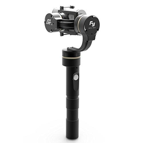 Feiyu Tech FY-G4 GS ソニーアクションカム用 3軸手持ジンバル FDR-X1000V