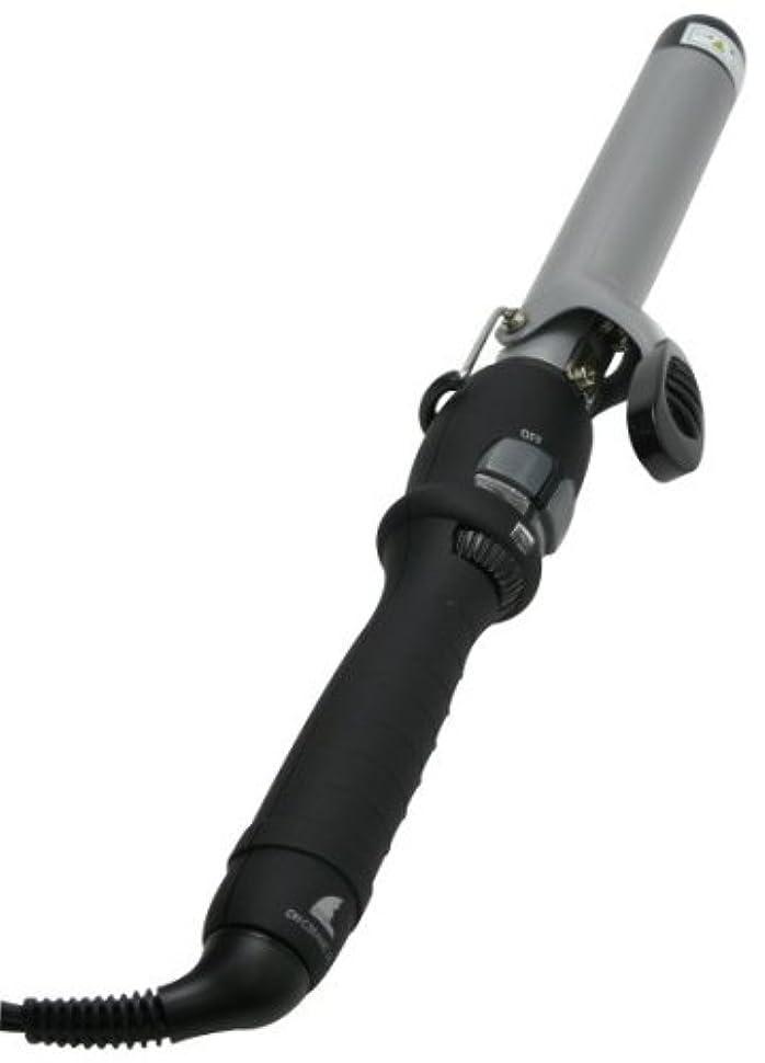 の間に閉塞示すアイビル DHセラミックアイロン 25mm DH-CERAMIC-25