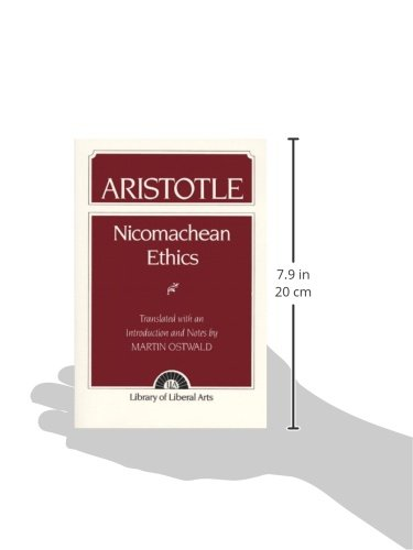 aristotle nicomachaen ethics Librivox recording of the nicomachean ethics, by aristotle read by geoffrey edwards the work consists of ten books, originally separate scrolls, and is understood to be based on notes said to be from his lectures at the lyceum which were either edited by or dedicated to aristotle's son, nicomachus.