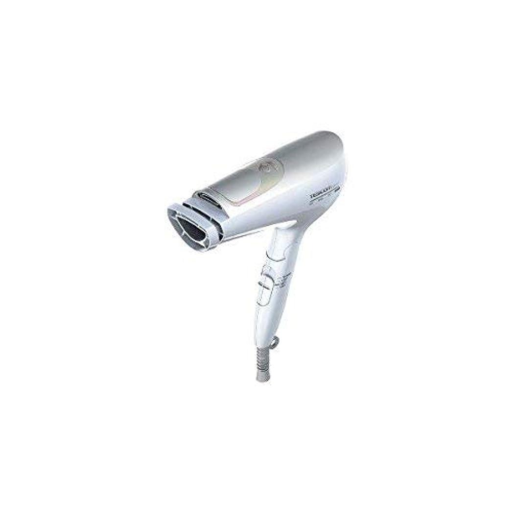 熟練したいろいろレンズテスコム コラーゲンイオンヘアードライヤー TCD5100-W ホワイト