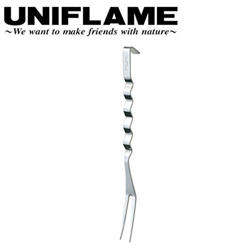 (ユニフレーム)UNIFLAME ウェ~ブ フォーク/662182 uf-662182