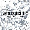 「メタルギア ソリッド2 サンズ・オブ・リバティ オリジナル・サウンドトラック」の画像