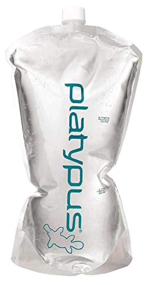 スロベニア慣性信号Platypus(プラティパス) アウトドア 給水用 ボトル プラティ 容量2L 25601 【日本正規品】