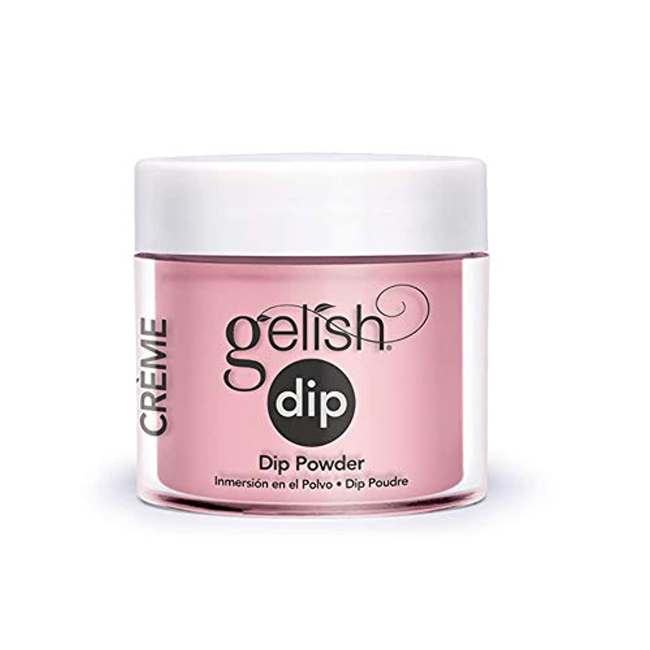 文房具一般化する膜Harmony Gelish - Acrylic Dip Powder - Pink Smoothie - 23g / 0.8oz