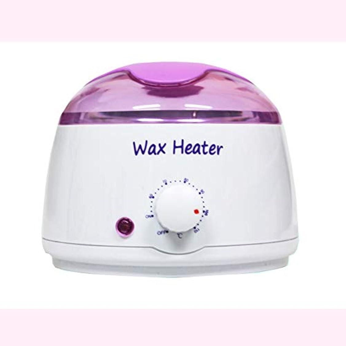 見る魂シンプルさ専門の電気ワックスのウォーマーおよびヒーター、女性/人のための毛の取り外しの家のワックスのためのワックスのメルターは小型多機能のワックス機械を熱します