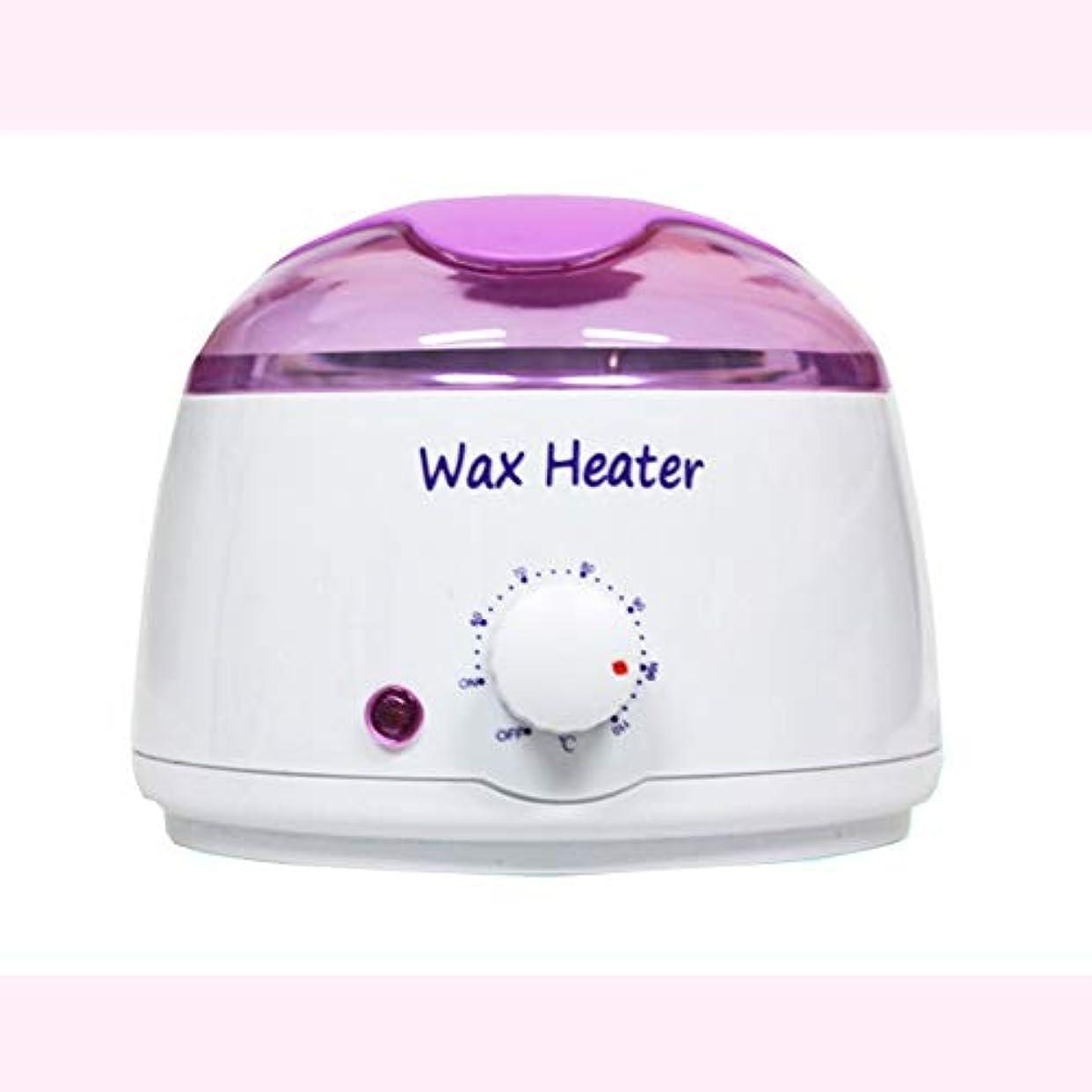 ジュース現実には是正する専門の電気ワックスのウォーマーおよびヒーター、女性/人のための毛の取り外しの家のワックスのためのワックスのメルターは小型多機能のワックス機械を熱します