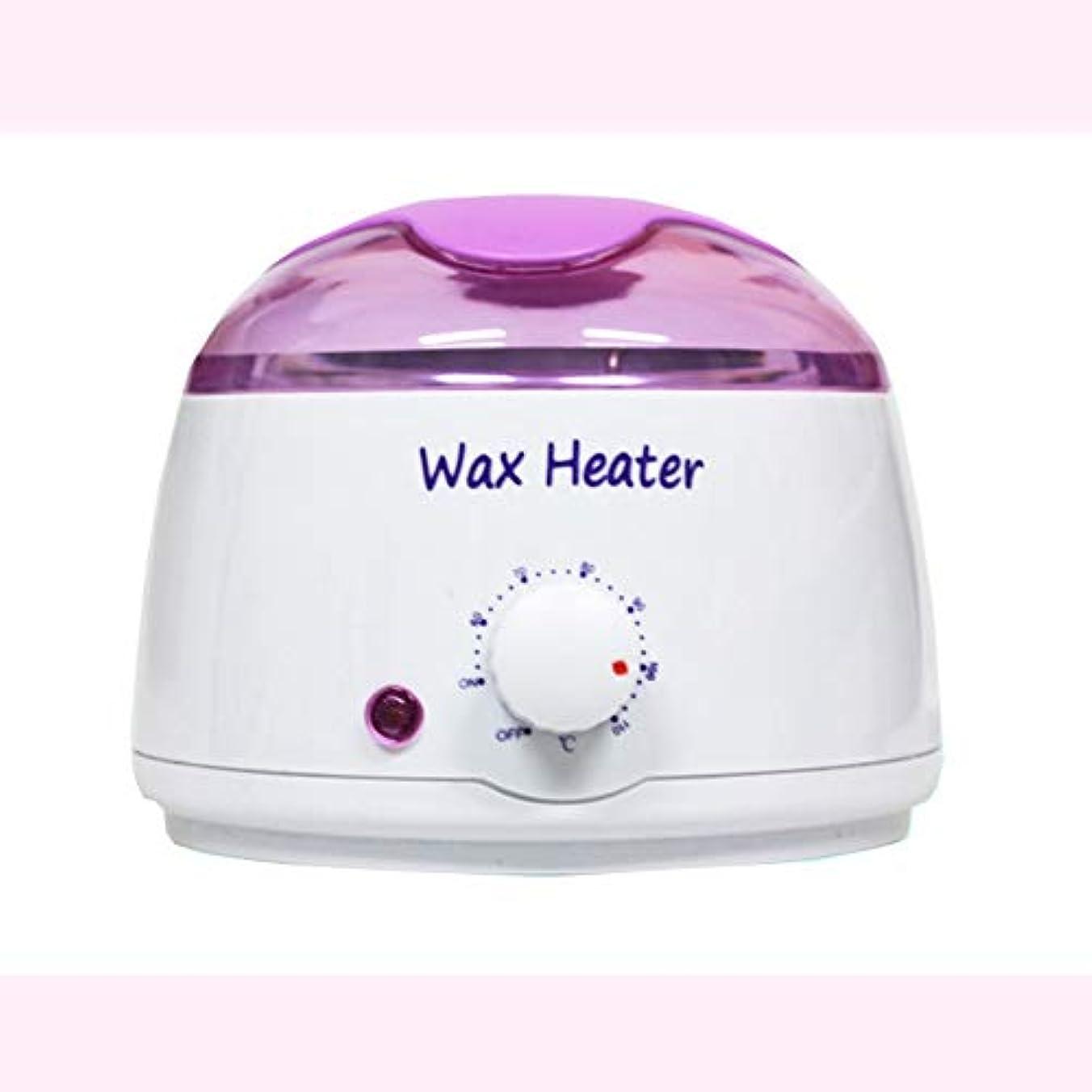 外出薄暗い運動する専門の電気ワックスのウォーマーおよびヒーター、女性/人のための毛の取り外しの家のワックスのためのワックスのメルターは小型多機能のワックス機械を熱します