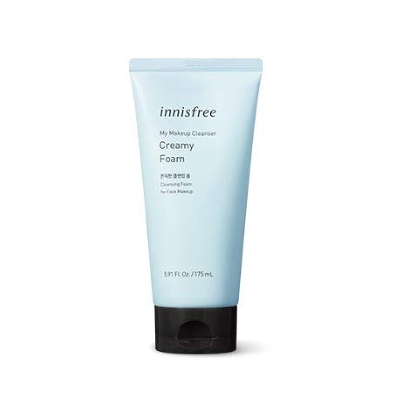 [イニスフリー.innisfree]マイメイククレンザー - クリーミーフォーム175mL+ free(laneige。water sleeping mask15ml)/ My Makeup Cleanser - Creamy...
