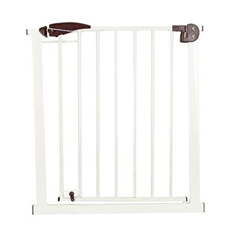接続意志に反する飾り羽育児 ベビーゲート 無料の階段ゲイツは、ペットの安全エンクロージャが安全門を拡張パンチ ベビーフェンス (Size : 181-184cm)