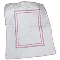 Baby Doll Bedding Soho Crib Comforter Pink [並行輸入品]