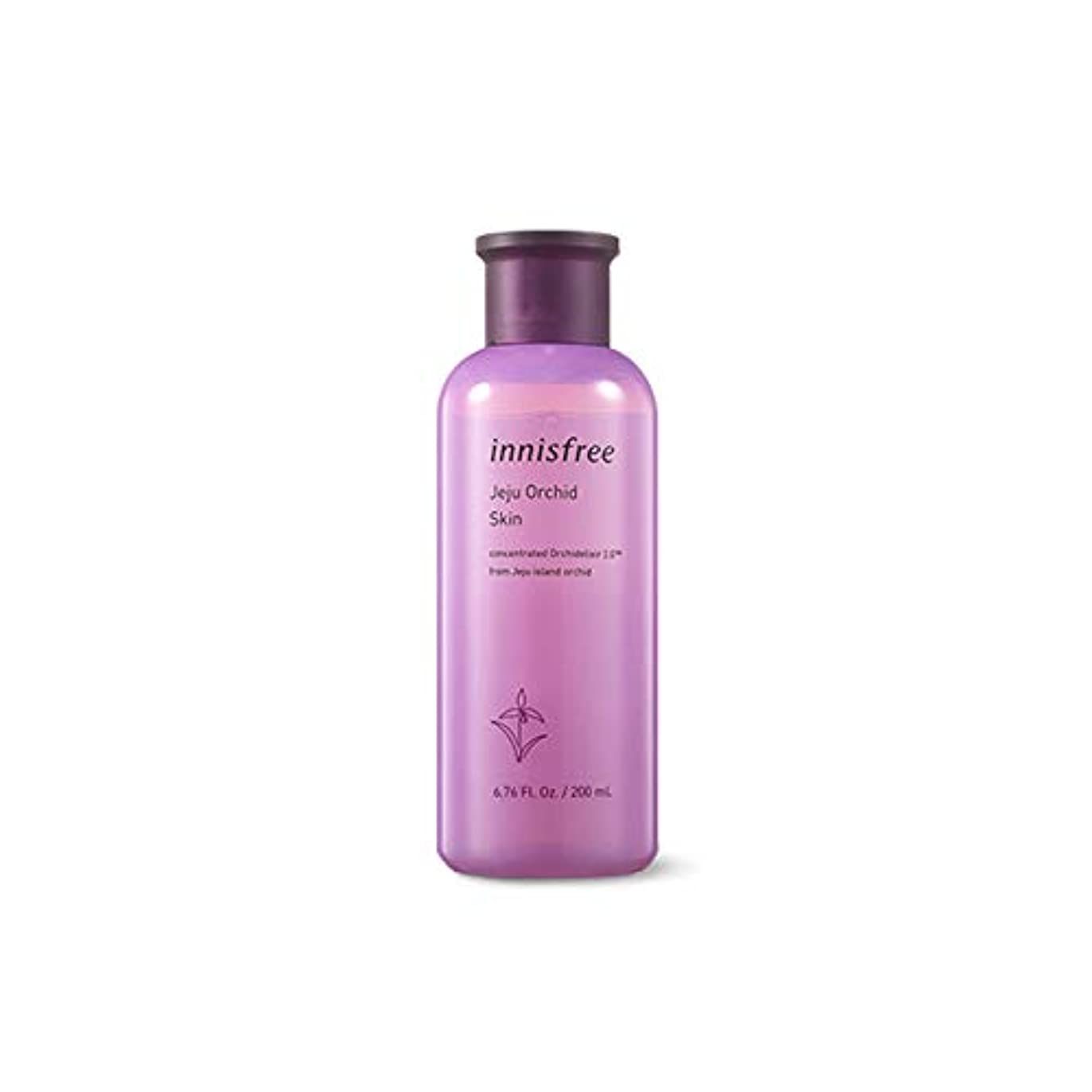 ほぼ泥胚[イニスプリー]Innisfree 寒暖スキン(200ml) 新商品入荷 Innisfree Orchid Skin (200ml) New Arrival [海外直送品]