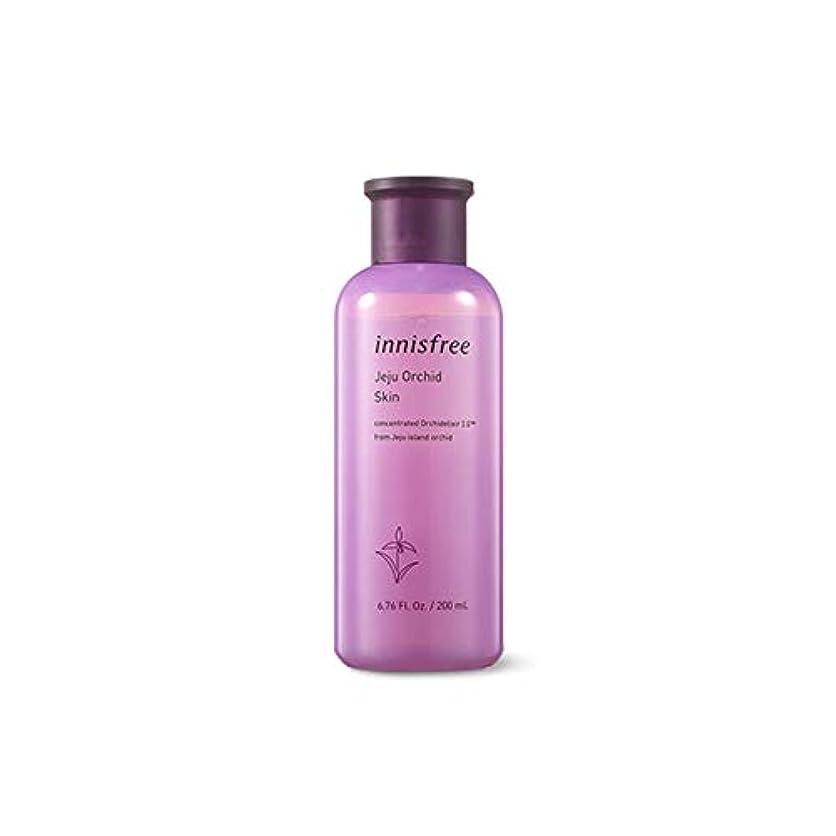 学部だらしないたっぷり[イニスプリー]Innisfree 寒暖スキン(200ml) 新商品入荷 Innisfree Orchid Skin (200ml) New Arrival [海外直送品]