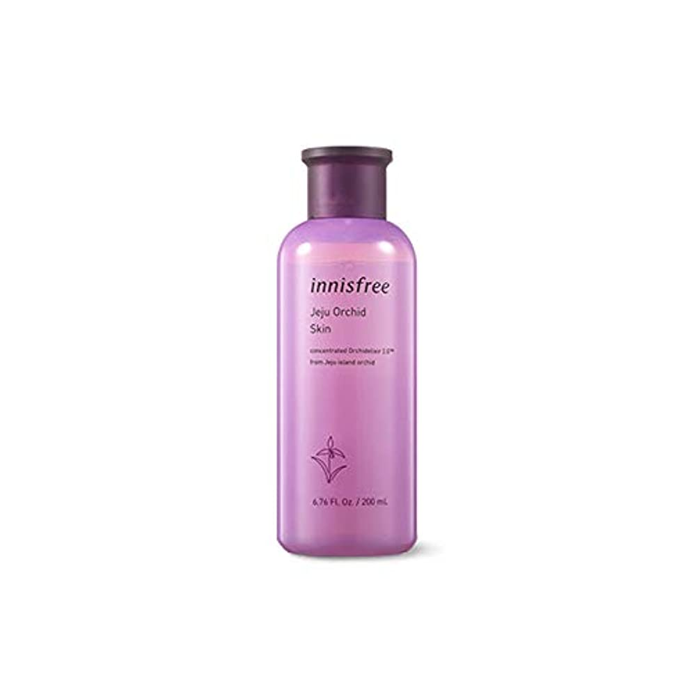 蒸気ホバート背の高い[イニスプリー]Innisfree 寒暖スキン(200ml) 新商品入荷 Innisfree Orchid Skin (200ml) New Arrival [海外直送品]