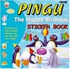 Pingu: Happy Birthday Sticker Book